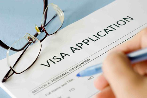 thủ tục visa du lịch