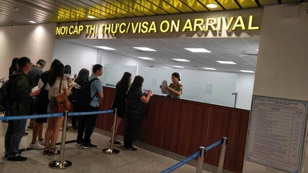 visa on arrival là gì hình 2