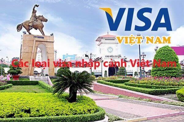 các loại visa cho người nước ngoài tại việt nam hình 1
