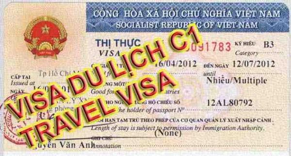 gia hạn visa du lịch cho người nước ngoài hình 1