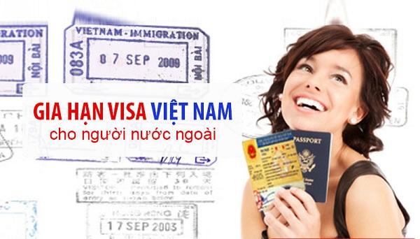 thủ tục gia hạn visa cho người nước ngoài hình 1